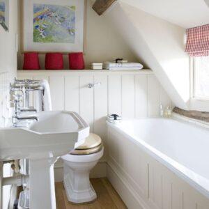 Ідеї для маленької ванної кімнати