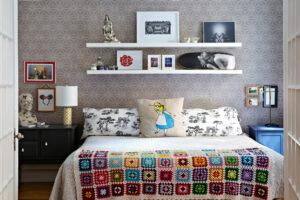 Свіжі ідеї для інтер'єру маленької спальні